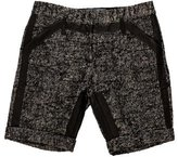 Proenza Schouler Wool & Alpaca-Blend Knee-Length Shorts