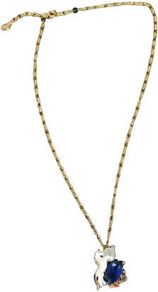Les Nereides Multicolour Gold plated Long necklaces