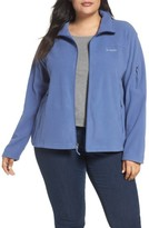 Columbia Plus Size Women's Fast Trek Ii Fleece Jacket