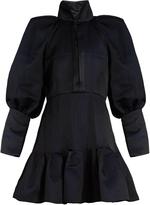 Ellery Butler memory-twill mini dress