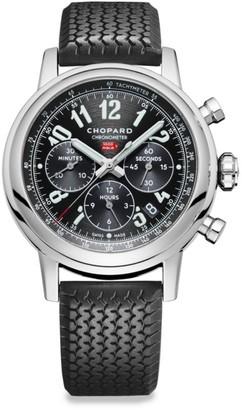 Chopard Mille Miglia Stainless Steel & Rubber-Strap Watch