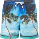 Jack and Jones Men's Sunset Sublimination Shorts