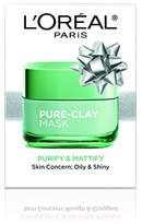 L'Oreal Skin Care Pure Clay Mask for Holiday