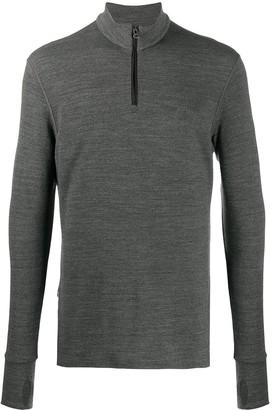 Iffley Road Thorpe half-zip sweater