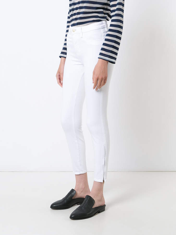 L'Agence skinny jeans