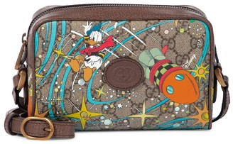 Gucci x Disney printed GG camera bag