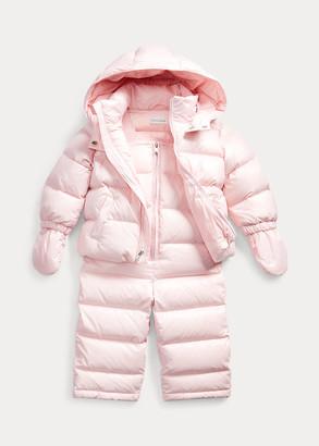 Ralph Lauren 2-Piece Snowsuit Set