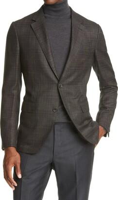 Ermenegildo Zegna Milano Easy Light Wool Blend Sport Coat