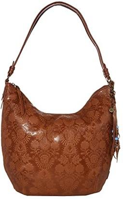 The Sak Sequoia Hobo (Black) Hobo Handbags