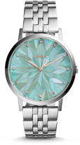 Fossil Vintage Muse Three-Hand Stainless Steel Watch