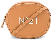 No.21 No. 21 Camera Bag in Tan.