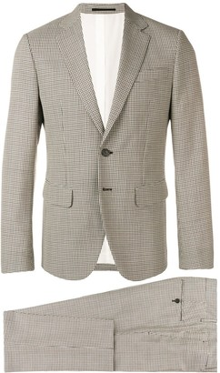DSQUARED2 Two-Piece Check Suit