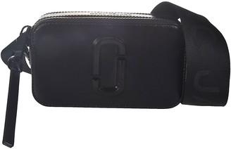 Marc Jacobs Embossed Logo Top Zip Shoulder Bag