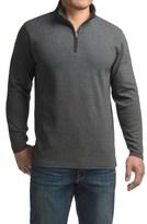 Pendleton Birdseye Zip Neck Sweater (For Men)