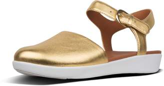 FitFlop Cova Ii Closed-Toe Leather Sandals