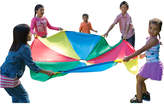 Pacific Play Tents 6 Ft Parachute With Handles And Carry Bag