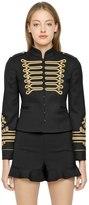 RED Valentino Techno Military Style Jacket