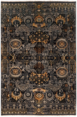 Surya Empress Hand-Knotted Wool Rug