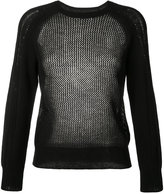 Raquel Allegra crew neck jumper