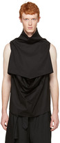 Rick Owens Black Pelican Turtleneck
