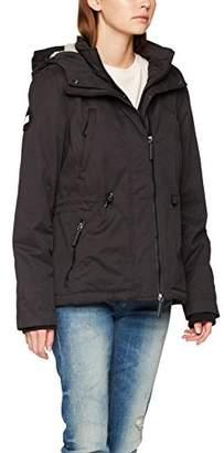 Superdry Women's G50030LPF2 Sports Jacket,((Size: )