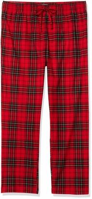 Nautica Men's Cozy Fleece Knit Sleep Pants