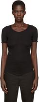 Etoile Isabel Marant Black Luceo T-shirt