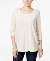 Style&Co. Style & Co. Petite Scoop-Neck Top, Only at Macy's