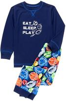 Gymboree Sports 2-Piece Pajamas