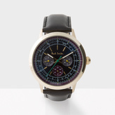 Paul Smith Men's Navy And Black 'Precision' Watch