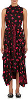Proenza Schouler Women's Ikat-Inspired Georgette Dress