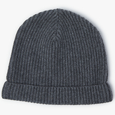 John Lewis Made in Italy Cashmere Beanie Hat, One Size