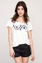 RVCA Juniors Butterfly Va Graphic Tee
