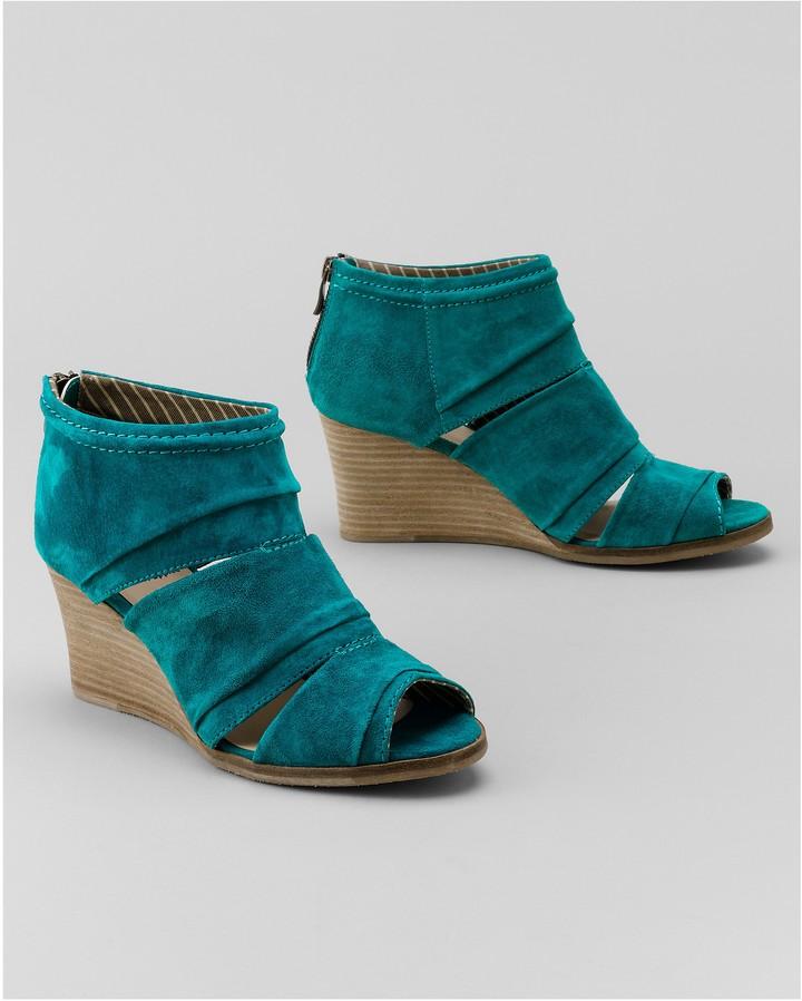 Hush Puppies Cosette Wedge Sandals