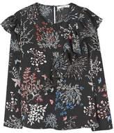 Mango Outlet Decorative ruffle blouse