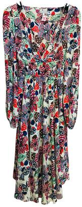 Stefanel Multicolour Silk Dresses