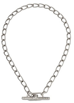 AllSaints Toggle Chain Necklace, 15