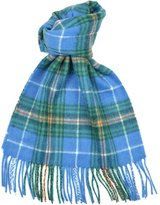 Macdonald Sporrans Lambswool Scottish Nova Scotia Tartan Clan Scarf Gift
