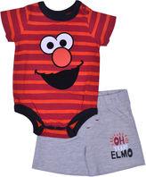 Sesame Street 2-pc. Bodysuit Set Newborn Boys