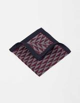 Ted Baker Spotmen Silk Pocket Square