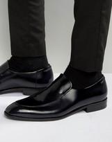 HUGO BOSS BOSS HUGO by Dressapp Rub Off High Shine Slip On Loafers