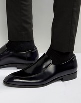 Hugo By Hugo Boss Dressapp Rub Off High Shine Slip On Loafers