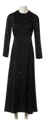 Jill Stuart Black Viscose Dresses