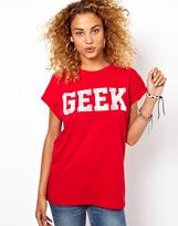 Brave Soul Geek T-Shirt
