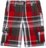 Arizona Woven Cargo Shorts - Big Kid