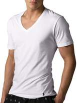 Polo Ralph Lauren Classic Cotton V-Neck Three-Pack