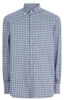 Stefano Ricci Bold Check Shirt
