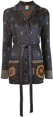 M Missoni Star Pattern Jacket