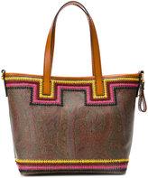 Etro - paisley print small tote bag