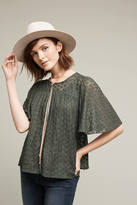 Ranna Gill Denisen Lace Top
